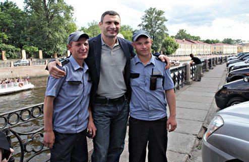 """Виталий Кличко: """"Торговаться с Валуевым не буду"""""""