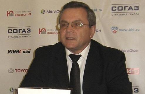 КХЛ прощается с  Будивельником