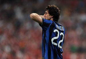 """Агент: """"Милито хотел бы завершить карьеру в Интере"""""""