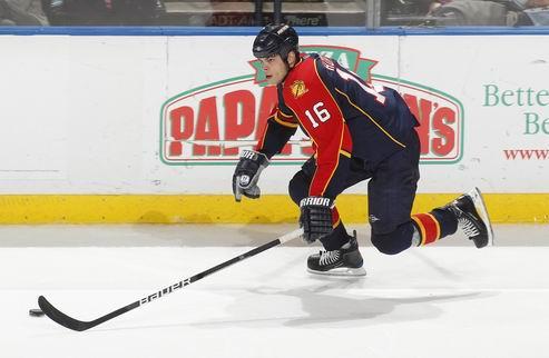 НХЛ. Флорида обменяла Хортона в Бостон
