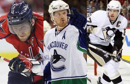 НХЛ. Вручение индивидуальных призов