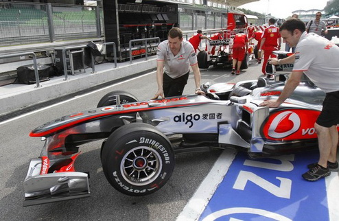 ФИА вернет правило 107% и утвердило кандидатуру Pirelli