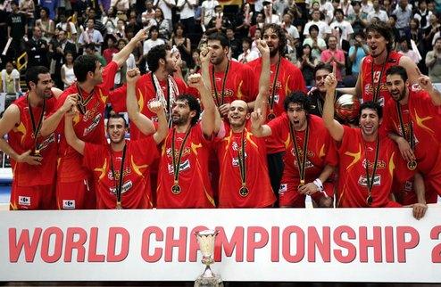 Испания назвала список пятнадцати