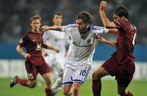 Динамо переиграло  Рубин