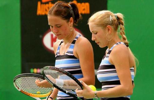 Сестры Бондаренко проигрывают пару на Уимблдоне