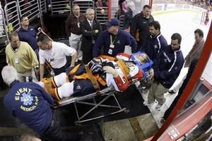 НХЛ будет бороться с грубостью