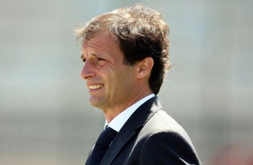 Официально: Аллегри - новый тренер Милана