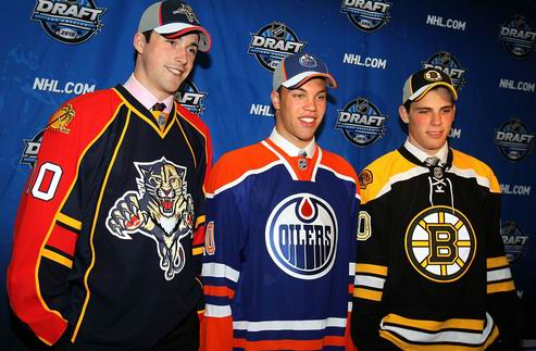 НХЛ. Драфт-2010: Эдмонтон забрал Холла, Бостон - Сегина