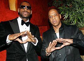 ������ ���������� � Jay-Z