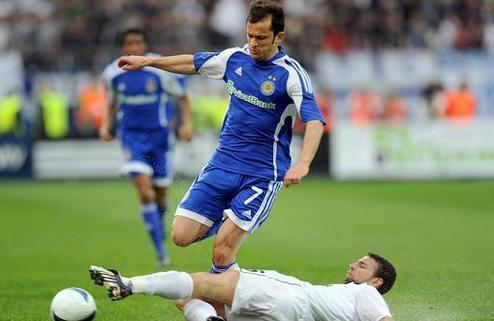 Фламенго арендовал полузащитника Динамо