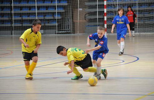 Футзал. Юниорская и юношеские сборные Украины стартуют на турнире в Испании