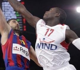 Экс-защитник Днепра может покинуть Олимпиакос в пользу НБА