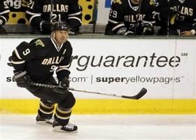 Модано еще поиграет в НХЛ