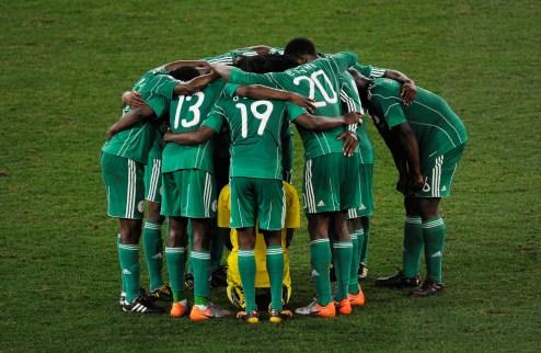 Нигерию могут исключить из ФИФА