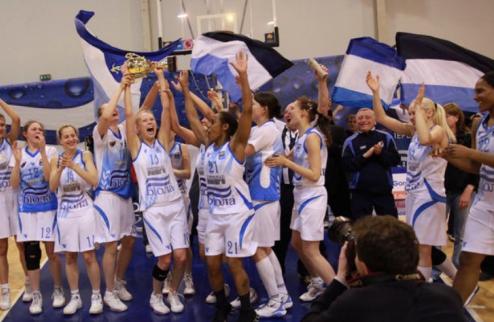 Два украинских клуба сыграют в женском Еврокубке