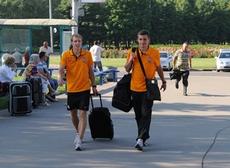 Шахтер вернулся в Украину