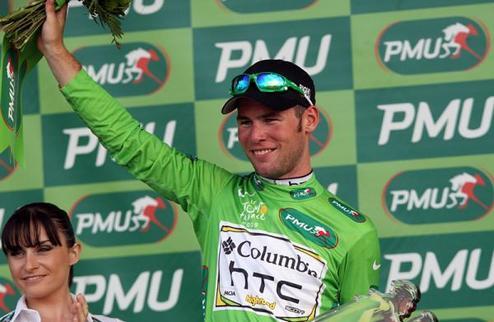 Тур де Франс. Зеленый свет