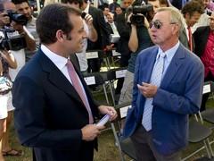 Круифф покидает пост почетного президента Барселоны