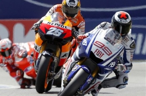 MotoGP. ����-��� ���������. ������� - ������