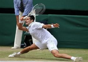 Рейтинг ATP: Джокович обошел Федерера