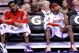 """Айверсон: """"Хочу вернуться в НБА"""""""