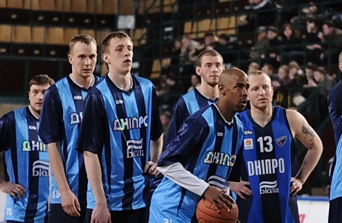 Днепр будет играть в Единой Лиге ВТБ