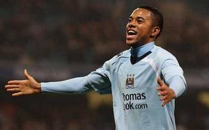 Манчестер Сити отказался продавать Робиньо в Бешикташ