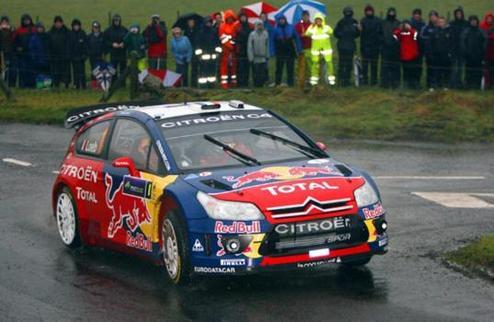 WRC. ����� ��������. ���� 1. ˸� - �����, ��������� �������� ������� �����������