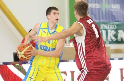 Чемпионат Европы (U-20). Украина уступила Греции