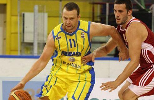 Украина уступила в первой игре турнира в Минске