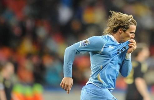 Форлан признан лучшим игроком чемпионата мира