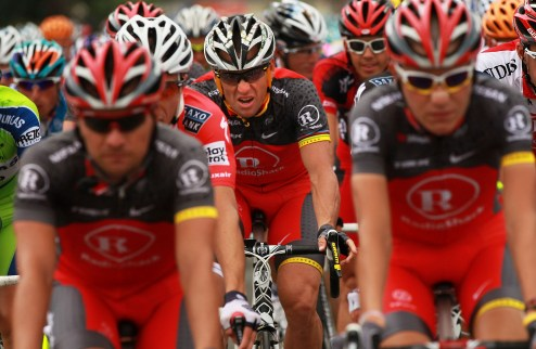 Тур де Франс. Итоги первой недели