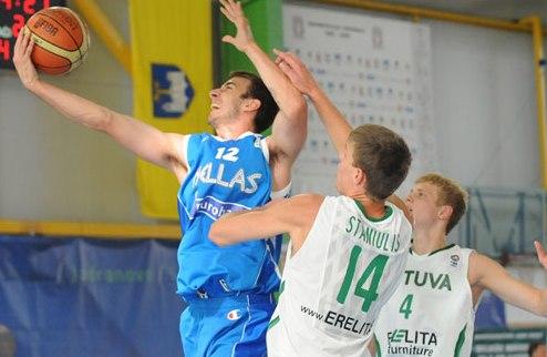 Чемпионат Европы (U-20). Украина на втором месте в группе
