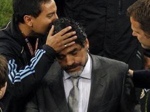 Поражение не заставило Марадону вернуться к наркотикам