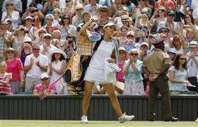 """Пиронкова: """"Показала хороший теннис"""""""