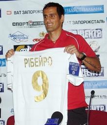 Рибейро очень рад своему возвращению в украинский чемпионат