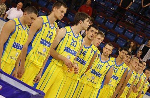 Украина уступает Латвии в овертайме