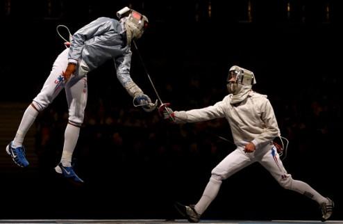 Фехтование. Украина берет первую медаль на ЧЕ-2010
