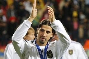 Хедира не договаривался с Реалом