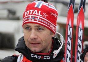 Бьорндален ушел от своего тренера
