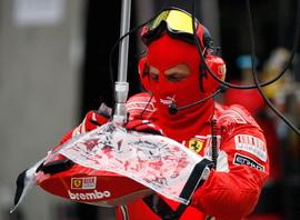В Германии ожидается дождливое Гран-при