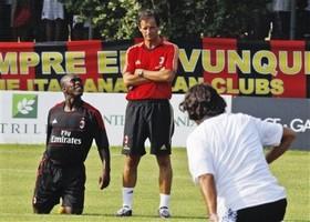 """Аллегри: """"У Милана есть все для достижения поставленных целей"""""""