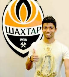 Эдуардо может дебютировать в Шахтере через две-три недели