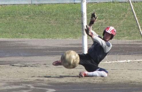 Мотобол. Украина - пятая на Чемпионате Европы. ВИДЕО