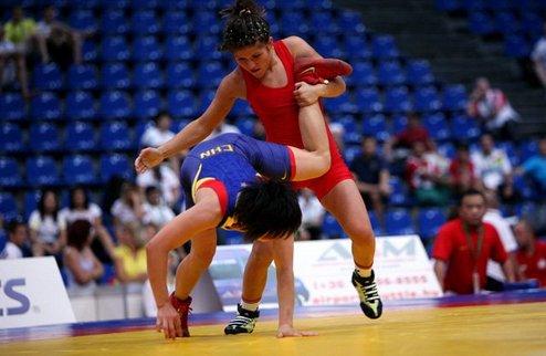 Борьба. На ЧМ-2010 в Венгрии украинки завоевали три медали