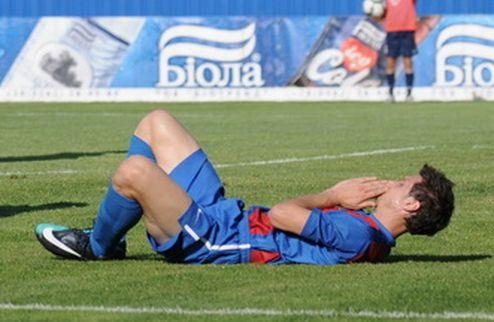 Севастополь наносит первое поражение Арсеналу
