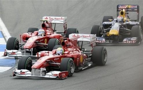 Гран-при Германии. Алонсо - победитель гонки