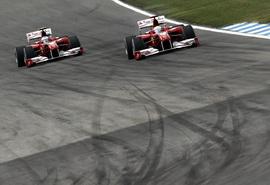 FIA рассмотрит вопрос командной тактики Феррари не позднее 10 сентября