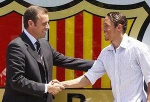 У Барселоны финансовые проблемы
