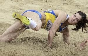 Легкая атлетика. Рыбалко - в финале ЧЕ-2010